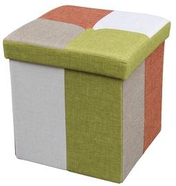 Пуф Halmar Fily 2 Multicolored, 38x38x38 см