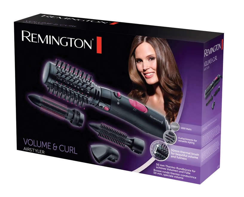Plaukų formavimo šukos Remington AS7051