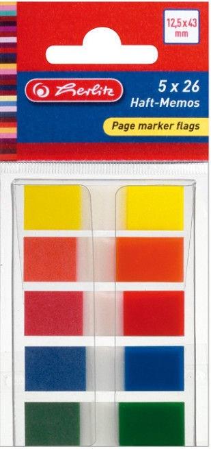 Herlitz Page Marker Flags 11233947