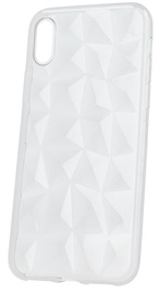 Mocco Trendy Diamonds Back Case For Apple iPhone XR Transparent