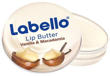 Labello Lip Butter 19ml Vanilla & Macadamia