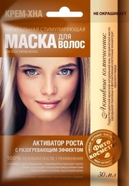 Fito Kosmetik Growth Activator Hair Mask With Henna 30ml