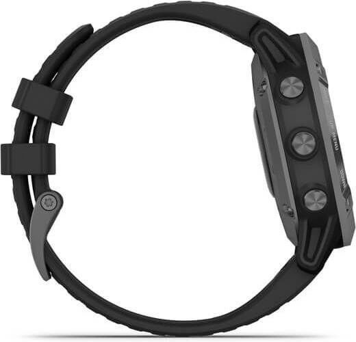 Garmin Fenix 6 Pro Solar Slate Gray / Black Band
