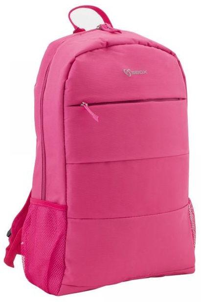 Рюкзак Sbox Toronto, розовый, 15.6″