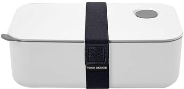 Yoko Design Lunch Box 1L White