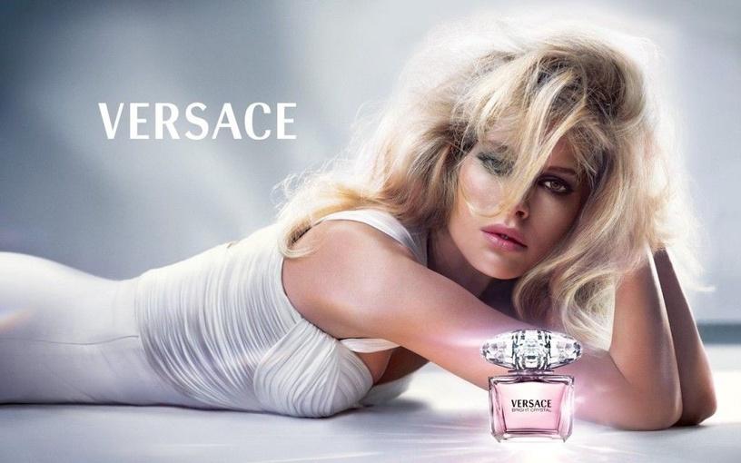 Tualetinis vanduo Versace Bright Crystal 50ml EDT
