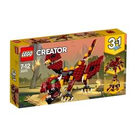Konstruktor LEGO Creator, Müütilised olendi 31073