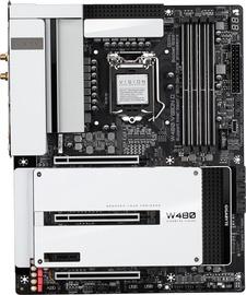 Mātesplate Gigabyte W480 VISION D
