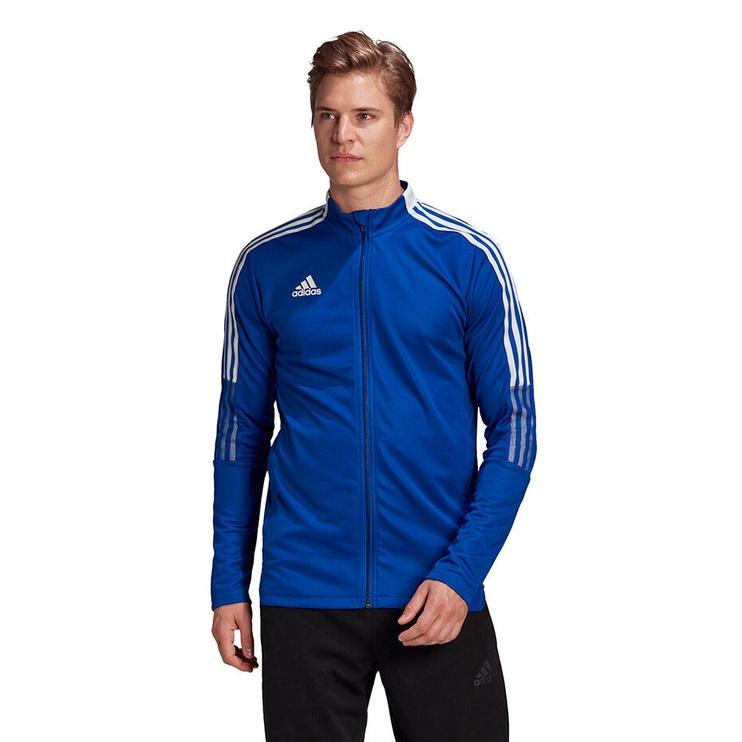 Пиджак Adidas Tiro 21 Track Sweatshirt GM7320 Blue XL