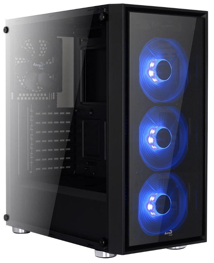 f7f145268c5 Aerocool Quartz Midi-Tower Black