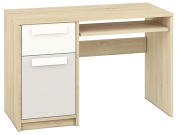 ML Meble Writing Desk Drop 14 Light Grey