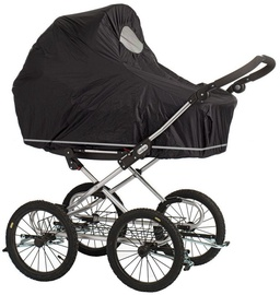 BabyDan Raincover With Net And Reflective Band