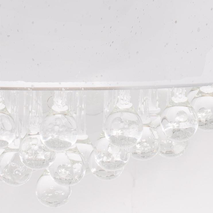 Lubinis šviestuvas HELADA, 18261CH, 30W, LED, D40