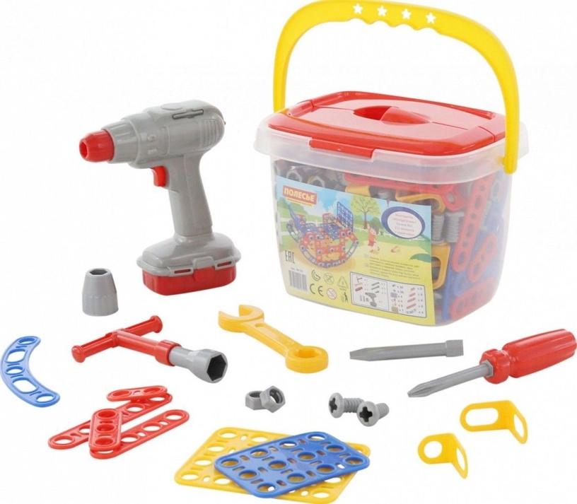 Wader Construction Set Teeter-totter Nr 2 58102