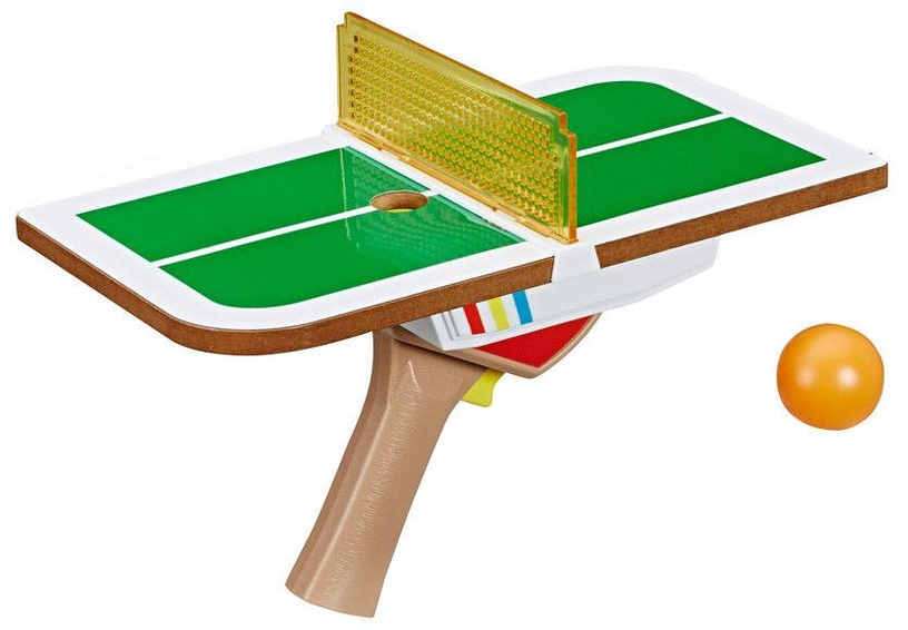 Hasbro Tiny Pong Solo Table Tennis Electronic Handheld Game