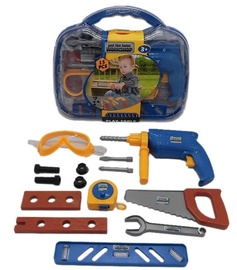 Brimarex Workshop Play Tools In Suitcase 1582034