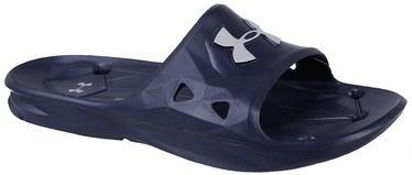 Шлепанцы для бассейна и пляжа Under Armour Locker III SL 1287325-410 Blue 41
