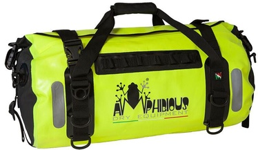 Amphibious Voyager Waterproof Bag 45L Fluo