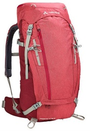 Vaude Womens Asymmetric 38 + 8 Red