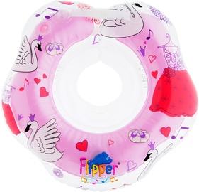 Roxy-Kids Flipper Musical Bath Neck Ring Swan Lake