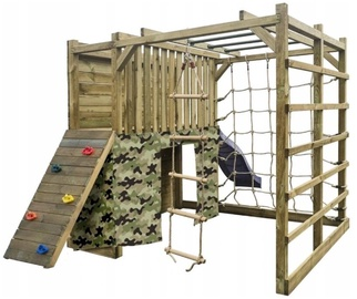 4IQ Children's Cubic Playground Zuze