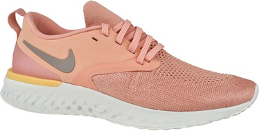 Nike Odyssey React Flyknit 2 Shoes AH1016-602 Pink 38.5