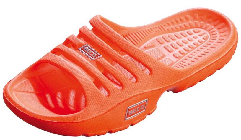Beco 90651 Kids' Beach Slippers Orange 34