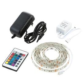 Šviesos diodų hermetinė juosta LED SMD 5050 14,4W/m RGB 2m