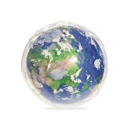 Pripučiamas kamuolys Bestway Earth LED, ø 61 cm