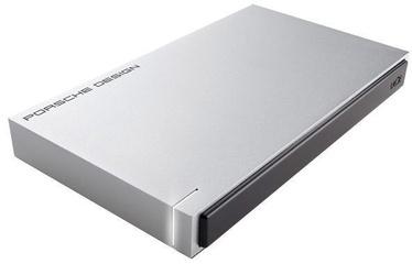 LaCie Porsche Design Mobile P9223 2TB USB3.0 w/ USB-C Cable BULK