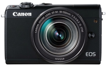 Canon EOS M100 + EF-M 18-150mm IS STM Black
