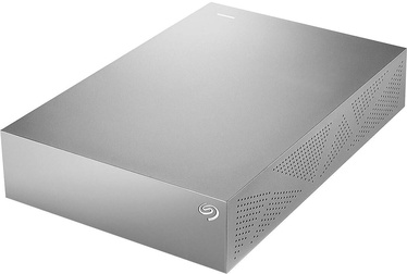 "Seagate Backup Plus Desktop External Drive 2TB 7200RPM 3.5"" 128MB Silver"