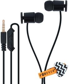 Ausinės Forever CM-210 In-Ear Earphones Black