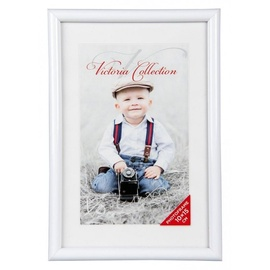 Victoria Collection Future Photo Frame 10x15cm White