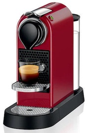Nespresso CitiZ Coffee Machine C113 Cherry Red