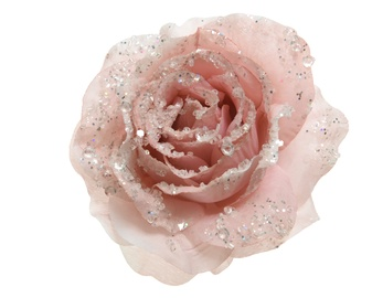 Rose Christmas Decoration Pink 629993