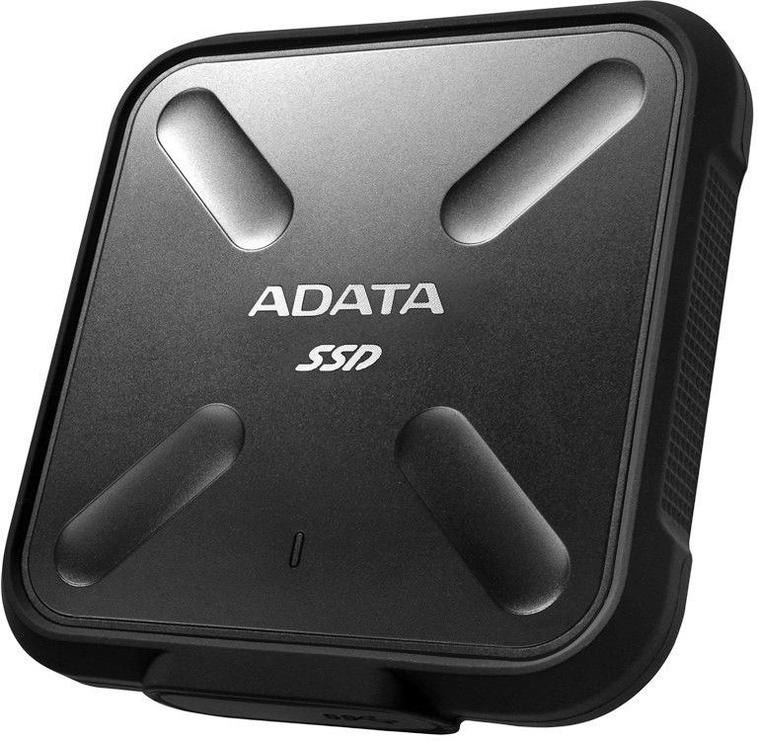 Išorinis SSD diskas Adata SD700 512GB USB 3.1 Black