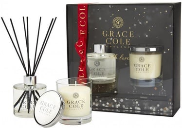 Grace Cole White Nectarine & Pear 2pcs Gift Set 400ml