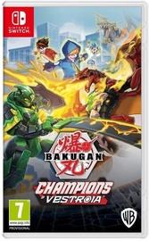 Игра Nintendo Switch Bakugan Champions of Vestroia SWITCH