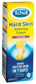 Scholl Hard Skin Softening Cream 60ml