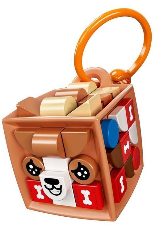 Constructor LEGO Dots Bag Tag Dog 41927
