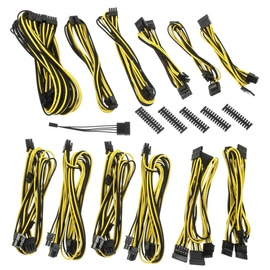 BitFenix Alchemy 2.0 BQT DPP PSU Cable Kit Series Black/Yellow