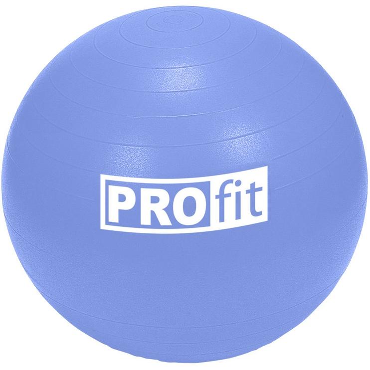 ProFit Gym Ball 65cm Blue with Pump