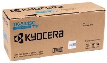 Тонер Kyocera TK 5345C, циановый (cyan)