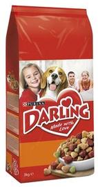 Сухой корм для собак Darling for Dogs with Chicken and Vegetables 3kg