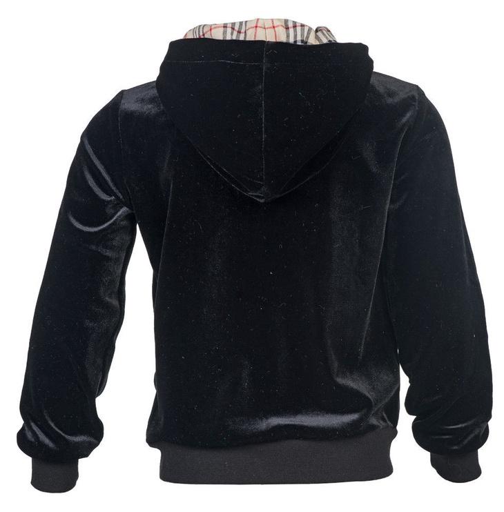 Джемпер Bars Womens Sport Jacket Black 1 116cm
