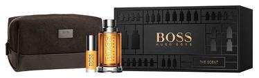 Hugo Boss The Scent 100ml EDT + 8ml EDT + Cosmetic Bag
