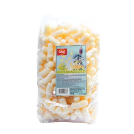 Saldžios kukurūzų lazdelės OHO, 285g