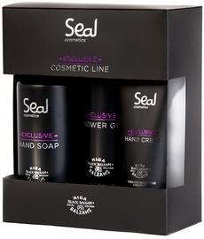 Seal Blackcurrant Balsam 100ml Hand Cream + 300ml Shower Gel + 300ml Hand Soap