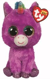 Плюшевая игрушка TY, фиолетовый, 15 см